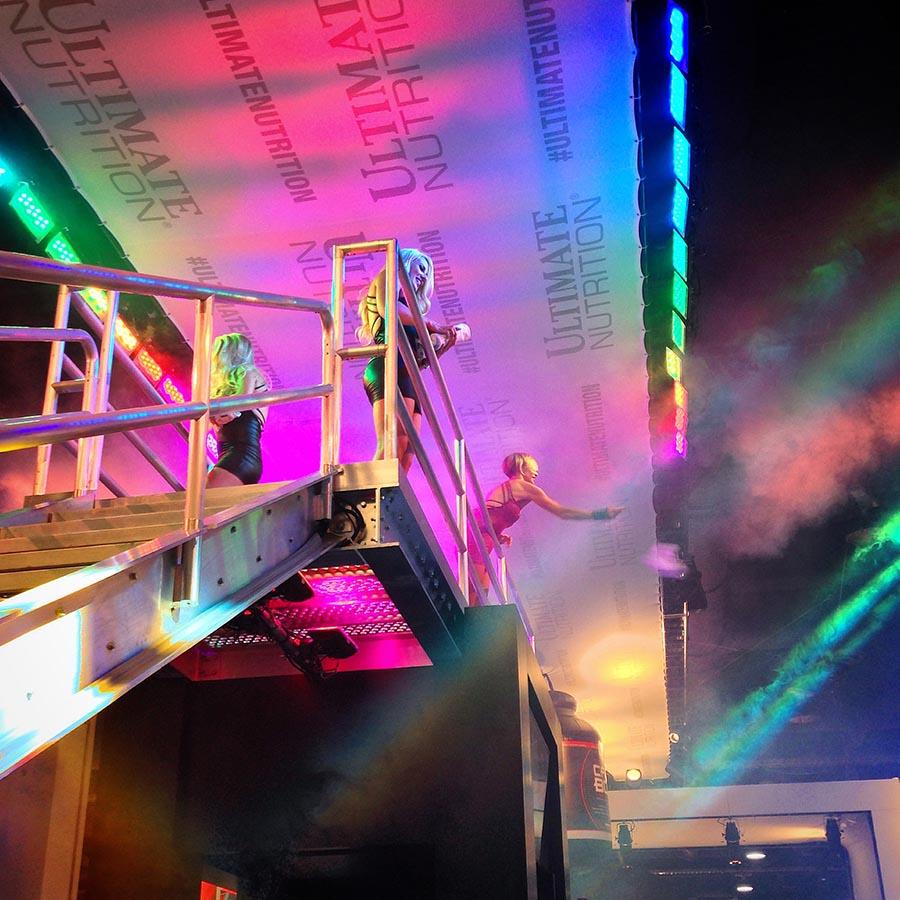 Lighting Design   Trade Shows